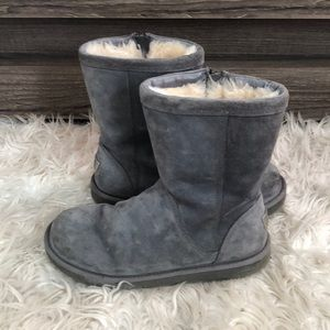 Ugg Gray Boots size 8